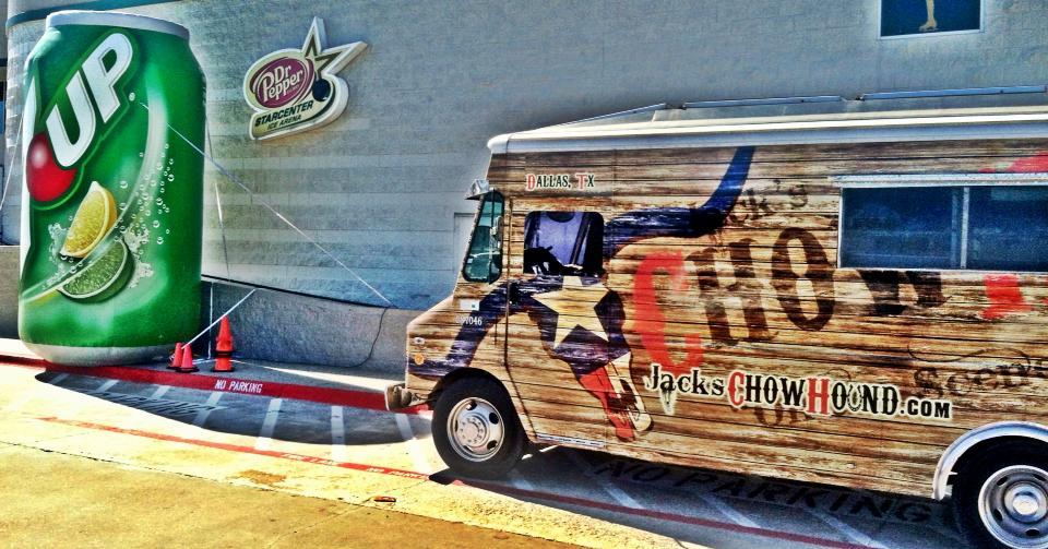 Dallas County Food Truck Permits